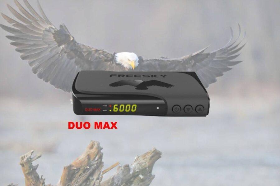 Freesky Max (Duomax) V.263 – 16-11-2020