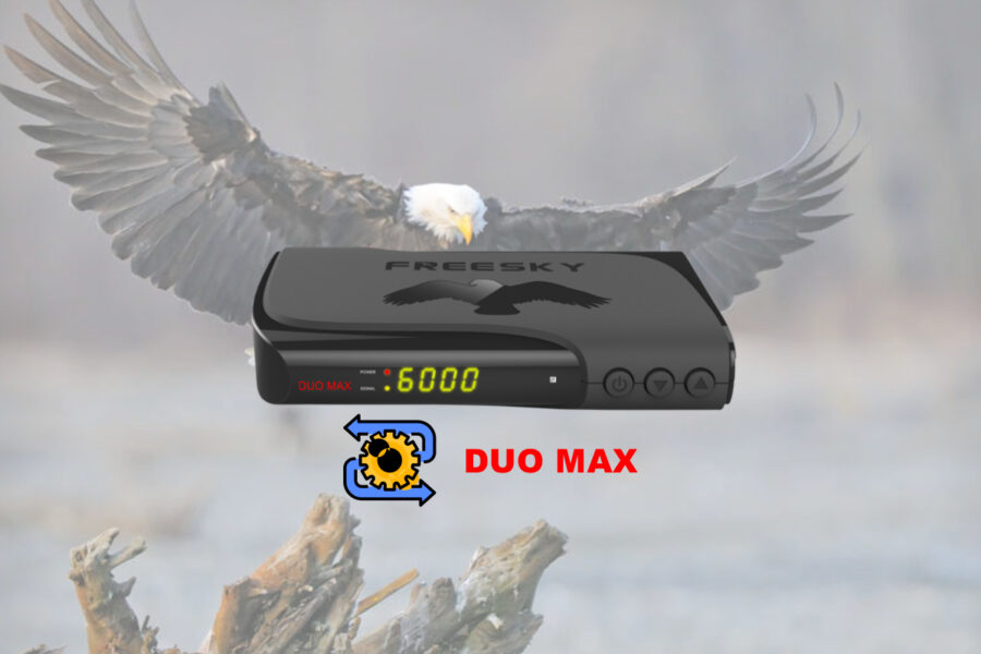 RECOVERY FREESKY MAX (duomax)