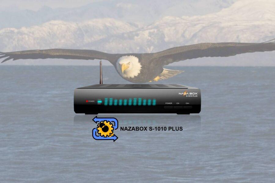 RECOVERY Nazabox S1010 PLUS