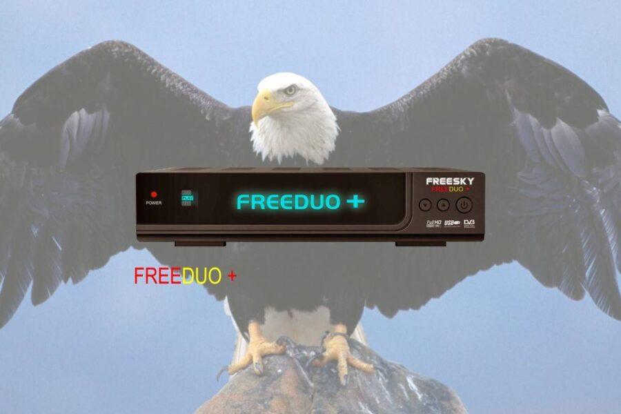 FREESKY FREEDUO + PLUS HD V4.31 02-12-2019