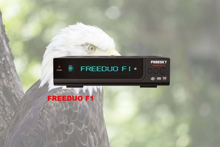 FREESKY FREEDUO F1 V.253 – 04-05-2020