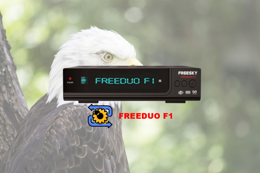 RECOVERY FREESKY FREEDUO F1