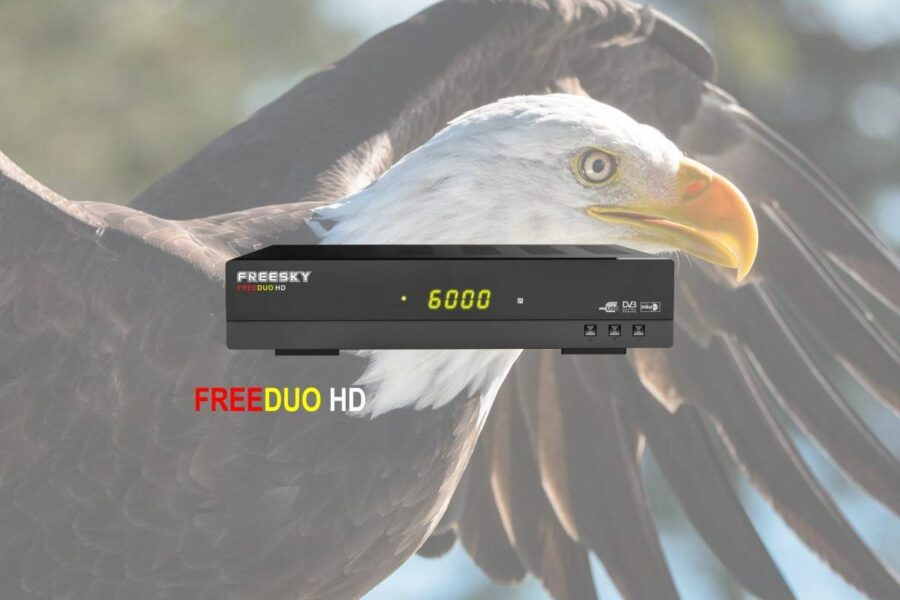 Freesky FREEDUO HD V 4.37 29-07-2020
