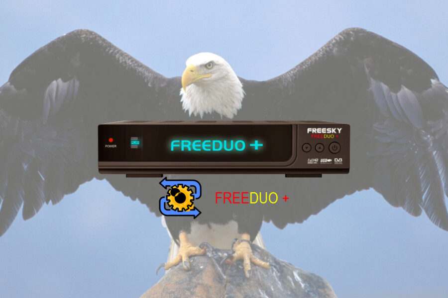 RECOVERY Freesky FREEDUO + PLUS