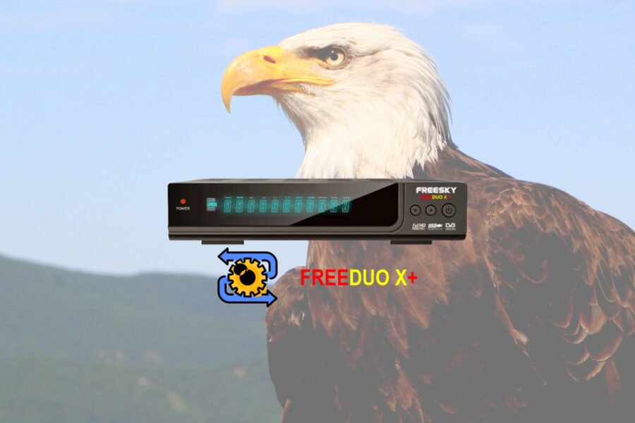 RECOVERY Freesky DUO X+