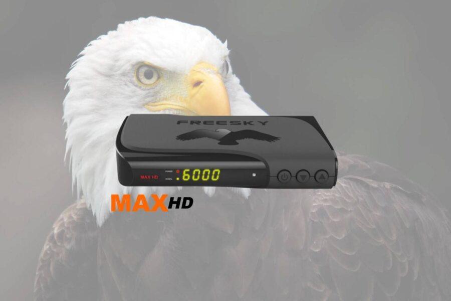 FREESKY MAX HD (MINI) V165– 11/05/2021