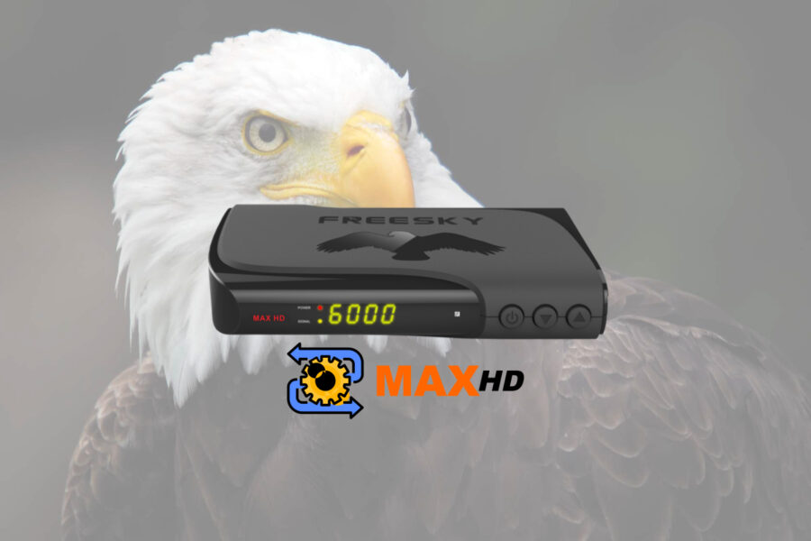 RECOVERY Freesky MAX HD