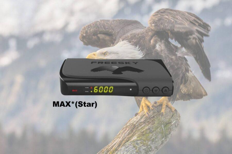 Freesky Max * Star V 145 - 04-05-2020