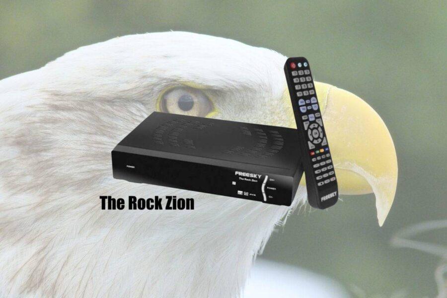 Freesky The Rock Zion V 1.32 03-08-2020